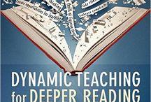 #cyberPD 2017: Dynamic Teaching for Deeper Reading