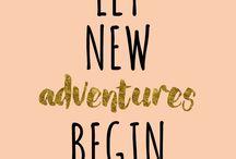 New Adventure!