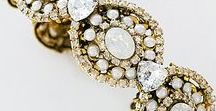 bridal jewelry / You deserve to feel like your most beautiful self on your wedding day. | wedding planning, bride, bridal, wedding dress, veil, decor, bridal fashion, wedding fashion, wedding trends, necklace, bracelet, engagement ring, wedding ring, platinum, white gold, rose gold, yellow gold, diamond, earrings, flower crowns, embellishments, destination wedding, travel, centerpieces, table linens, color scheme, florals, flowers, bouquet, elopement, bridesmaids, groomsmen, bridal party