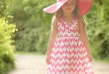 Sewing ideas / Ideas for dresses to sew for Ezra and June