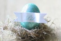 easter & spring ideas / DIY Easter & Spring decorating, treat, basket, and recipe ideas. / by Angie Arthur