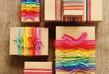 Gift Wrapping  / clever ideas to wrap gifts