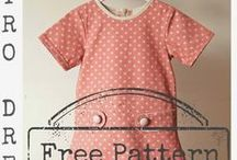 Sweet Girls' Clothes to Sew