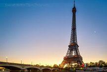 Paris, je t'aime / by Janel A