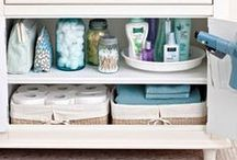 Cleaning and Organizing  / by Jessica