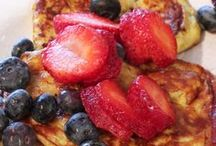 Food To Make:Breakfast / by Jessica