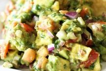 Food To Make:Condiments/Dips/Entertaining Sides / by Jessica