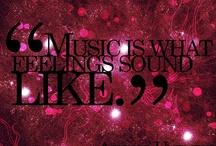 Music / by Felicity Gartland
