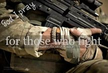 Support Our Troops / by Felicity Gartland