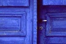 Color ❉ Blue, Bleu, Azul / Blue, soulful, blissful, beauiful / by Jackie Jordan