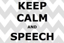 Speech Therapy / by Kaylee Dougherty