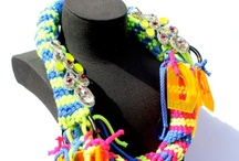 EAH! ♥ NEON  / Accessories Summer Trends 2012-2013 studio EAH! NEON TRENDRESEARCH done in 2011 / by Studio EAH! (Nr.2)