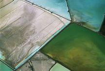 Color ❉ Landscape / Color inspiration from Mother Nature, landscapes