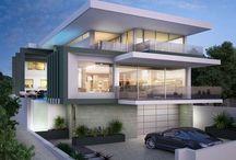Home design / by Rob Barnhoorn
