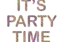 Party Time / by Danita Dones