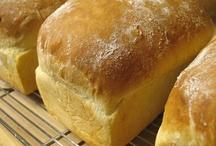 Food - Bread!!! / by Hanne Adelman