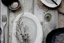 Interiors ❉ Table Top / Dinnerware and tablescapes / by Jackie Jordan