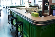 Inspiration | French restaurant 1 / Inspiration for an interior design project