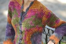 Knit and Crochet - Women / by Hanne Adelman