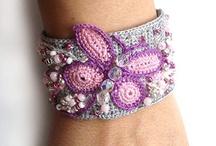 Crochet - Jewelry / by Hanne Adelman