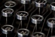 ❉ Typewriters
