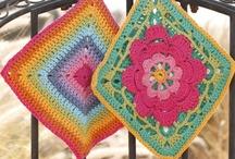 Crochet & Knit - Wash cloths, Scrubbies etc / by Hanne Adelman
