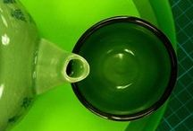 Color ❉ Green, Vert, Verde / by Jackie Jordan