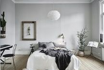 Interiors ❉ Sleep ❉ Home / Bedrooms and beautiful places to nap