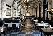 Interiors ❉ Dine ❉ Out / Restaurant Interiors / by Jackie Jordan