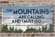 Tennessee Mountain Home / by Missy Hartley