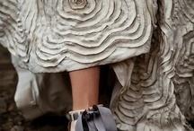 Shapes ❉ Swirls, spirals, pleats and folds