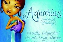 ~ Love an Aquarius Girl ~ / by J anet W orrell