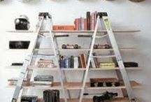 Products | Shelves & Storage / Shelves not only help to declutter your space but offer an interesting design feature.