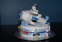 Airplane Themed Baby Shower / by Debbie Fuller