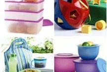 Tupperware / I sell Tupperware because I love it!!!! / by Nancy Foye
