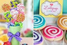 Girls Birthday Parties / by Debbie Fuller