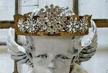 ❉ Crowns and Tiaras / Crowns and tiaras