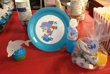 Dolphin Birthday Parties / by Debbie Fuller