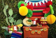 Mexican Fiesta / Mom & Dad's 65th Wedding Anniversary / by Debbie Fuller