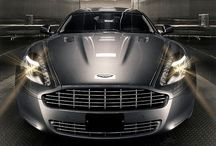 Aston Martin / Aston Martin with 4 seats option. The 4 doors sports sedan Aston Martin Rapide and the coupe Aston Martin DB9. The family will love it!