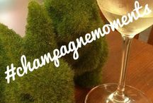 Champagne Moments / We capture those little moments every day where we take time out for ourselves - and share readers' Champagne Moments too.