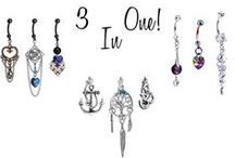 Bonus Packs / Body Jewelry sets & collections. / by BodyCandy.com
