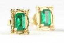 Earrings / Fine Jewelry from Megan Thorne Fine Jewels