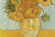 Vincent van Gogh / Books, events and exhibits related to Vincent van Gogh