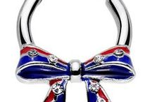 USA USA USA ➩ Patriotic Body Jewelry & Accessories