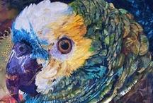 art quilts, mixed media