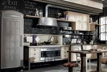 Kitchens / These are well designed kitchens by very talented designers, cabinet makers and builders.  / by Stephen Trevino