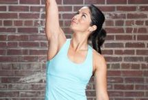 Kettlebell Workouts = Fit Body! / by Linda Dent-Badger