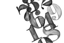 « Typography » / by Sam Zucker