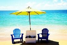 Travel Hawaii: Life's a Beach  / Why visit Hawaii? Because here, life's a beach :)